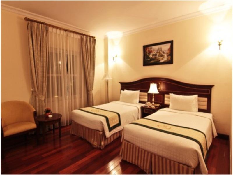 サイゴン ダラット ホテル