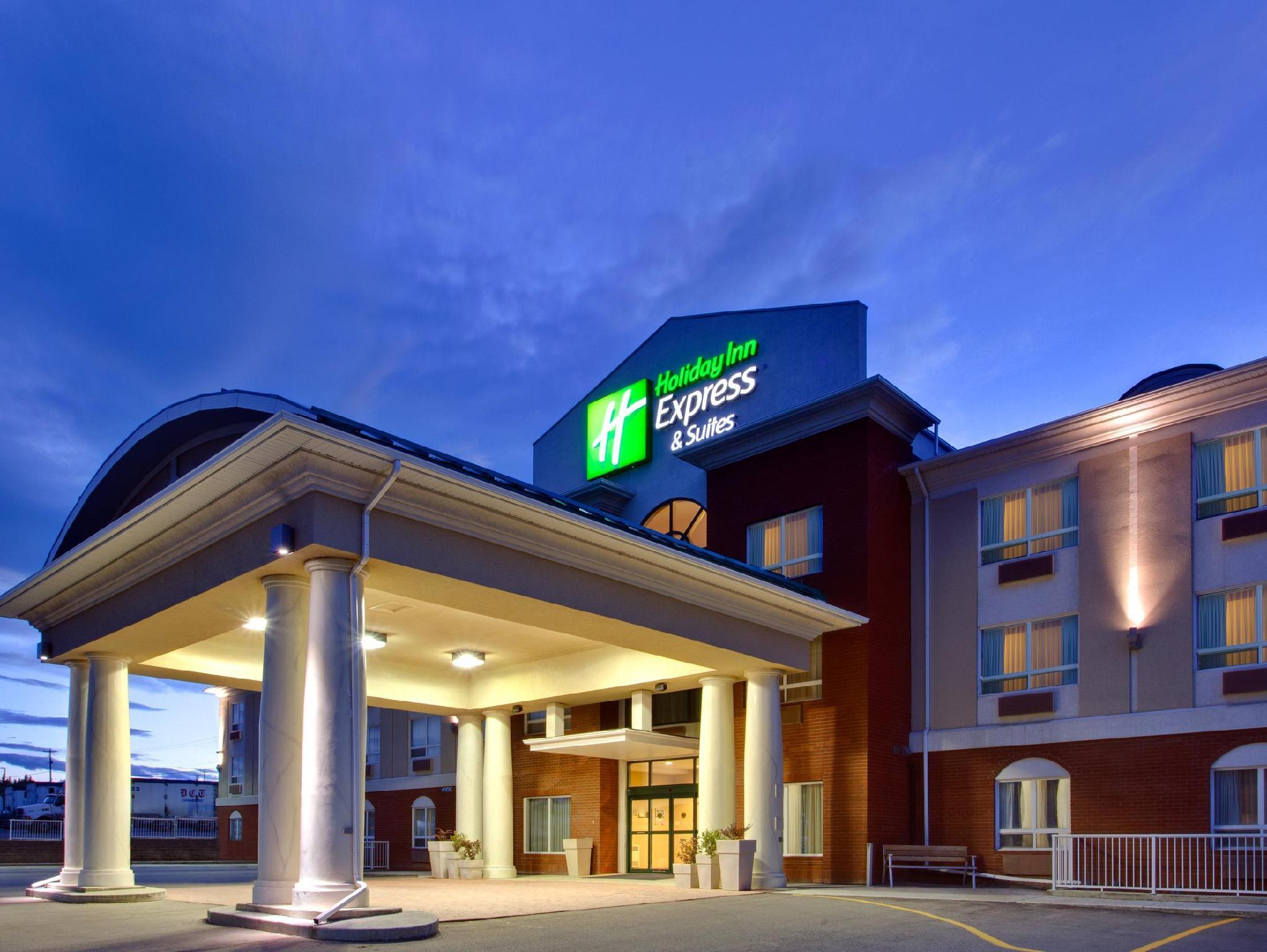 Holiday Inn Express Hotel & Suites-Hinton Hinton (AB) Canada