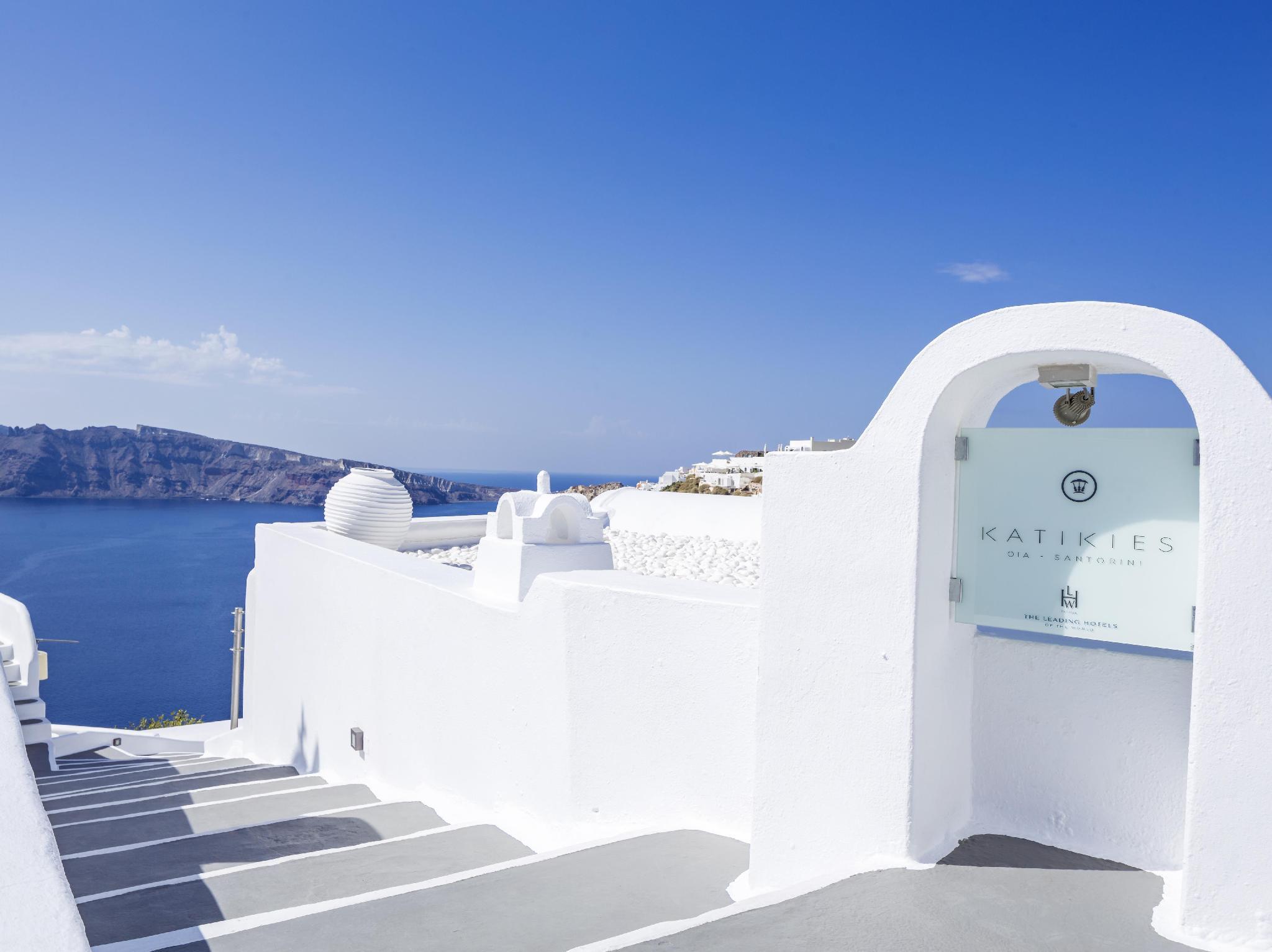 Katikies Hotel – Santorini 1