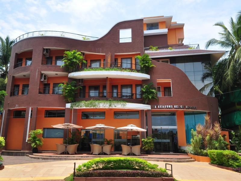 Le Seasons Beach Resort North Goa