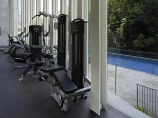 L'hotel Island South Hongkong - Fitnessrum