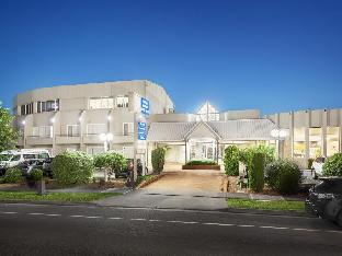 Hotell Ciloms Lodge Melbourne Airport  i Melbourne, Australien