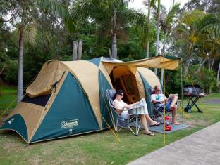 Fraser Lodge Resort & Holiday Park Hervey Bay - Powered Tent Sites