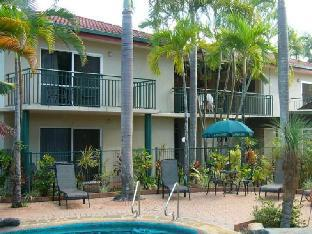 Hotell Koala Court Holiday Apartments  i Cairns, Australien
