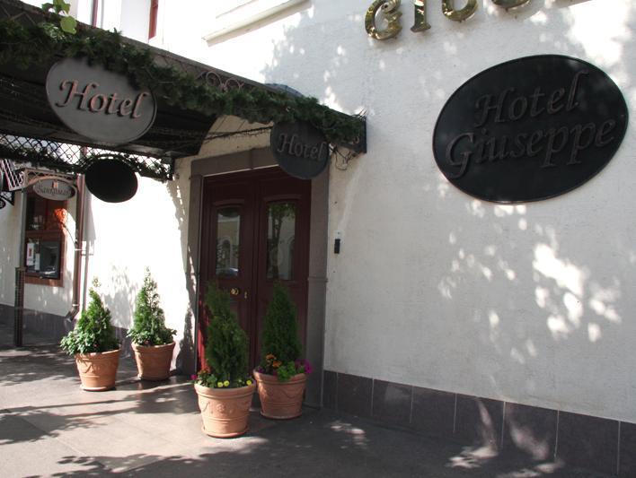 Отель джузеппе проститутки всегда