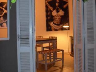 Hotel Costa Rica Buenos Aires - Hotellet indefra