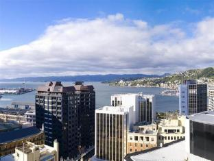 Travelodge Wellington Hotel Wellington - City Views