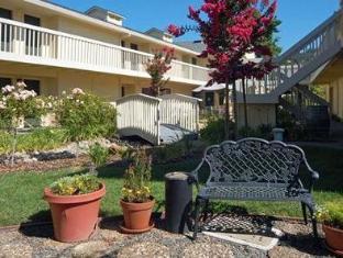 Clarion Collection Lodge At Calistoga Hotel Calistoga (CA) - Garden