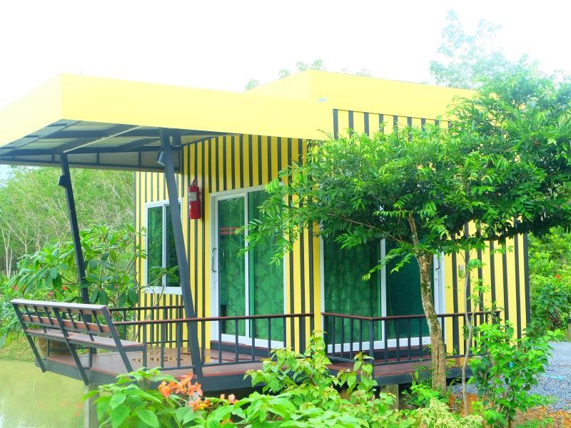 Rabiangnam Resort,ระเบียงนํ้า รีสอร์ต