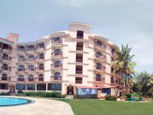 Nazri Resort North Goa - Exterior