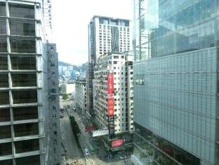 USA Hostel Hong Kong - View from room