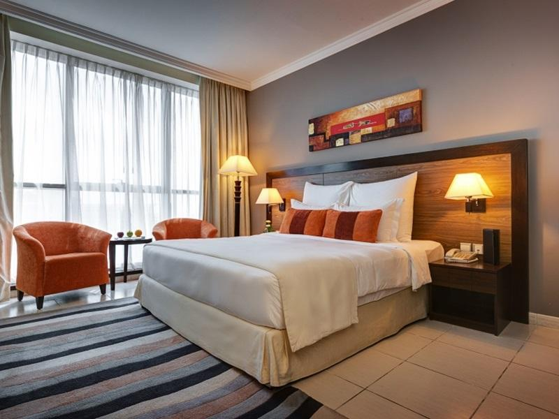 アビドス ホテル アパートメント アル バーシャ