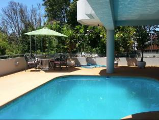 Parklane Motor Inn Takapuna Beach Auckland - Swimming Pool