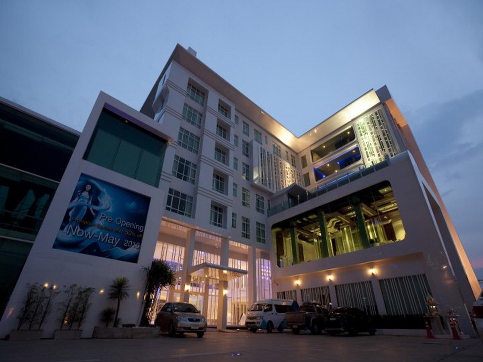 โรงแรมเดอะ กลาเซีย ขอนแก่น
