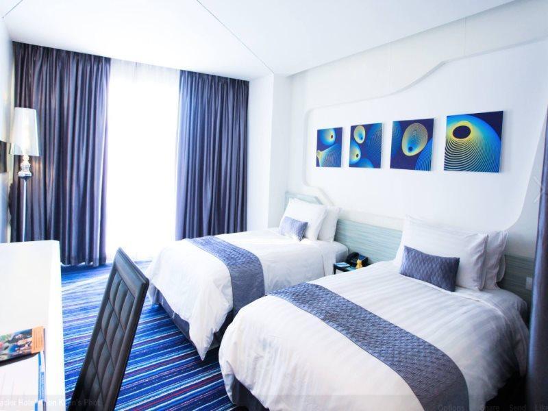 Glacier Hotel by Infinity Hotels and Resorts,โรงแรมเดอะ กลาเซีย ขอนแก่น