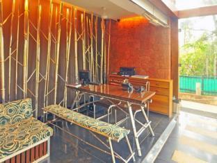 360° Beach Retreat North Goa - Reception