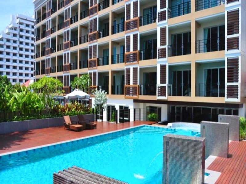 August Suites Pattaya - Pattaya