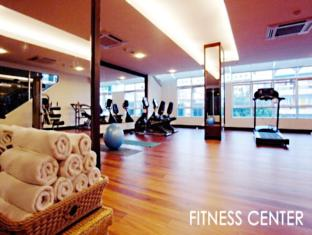 August Suites Pattaya Pattaya - Fitness Room