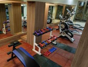 Sandalwood Hotel & Retreat Sjeverna Goa - Dvorana za fitness