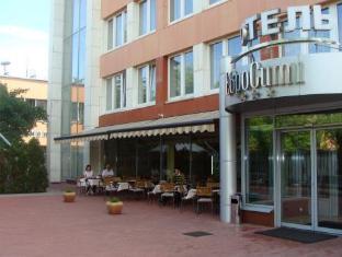 Eurociti Hotel Moskau - Hotel Aussenansicht