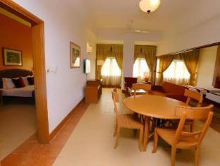 M Suites Hotel Johor Bahru - 2 Bedroom Suites Layout