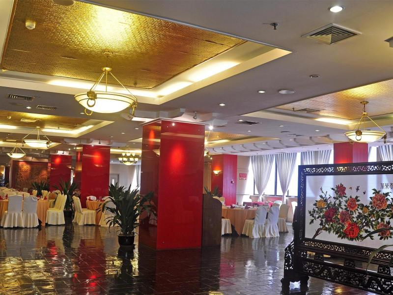 Chengdu Garden City Hotel Chengdu China Overview pricelinecom