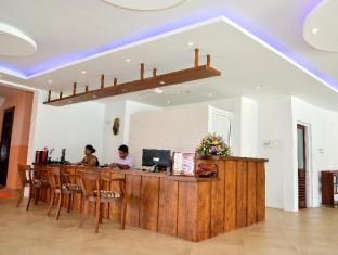 Paradise Beach Hotel Negombo - Reception