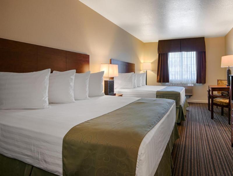 Best Western John Jay Inn - Sacramento, CA 95823