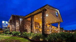 %name Best Western Sherwood Inn Clarksville AR