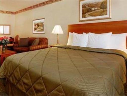Comfort Inn and Suites Ukiah hotel accepts paypal in Ukiah (CA)