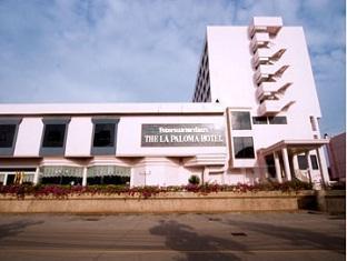 โรงแรมลา ปาโลมา พิษณุโลก - ทางเข้า