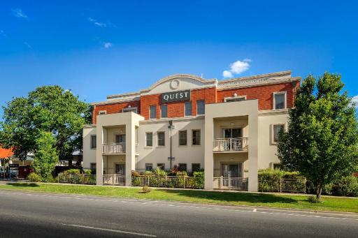 Quest Serviced Apartments Hotel in ➦ Echuca ➦ accepts PayPal
