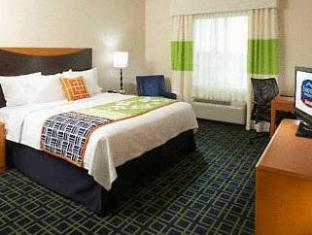booking.com Fairfield Inn & Suites Dallas Plano/The Colony