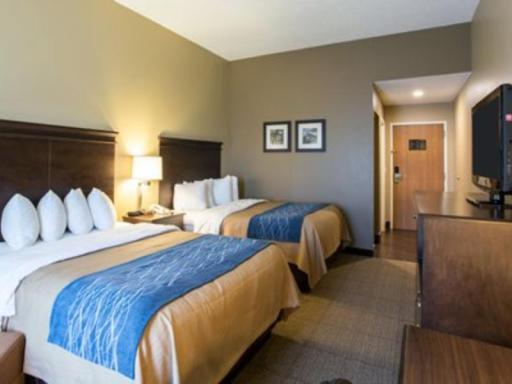 Comfort Inn & Suites hotel accepts paypal in Cookeville (TN)