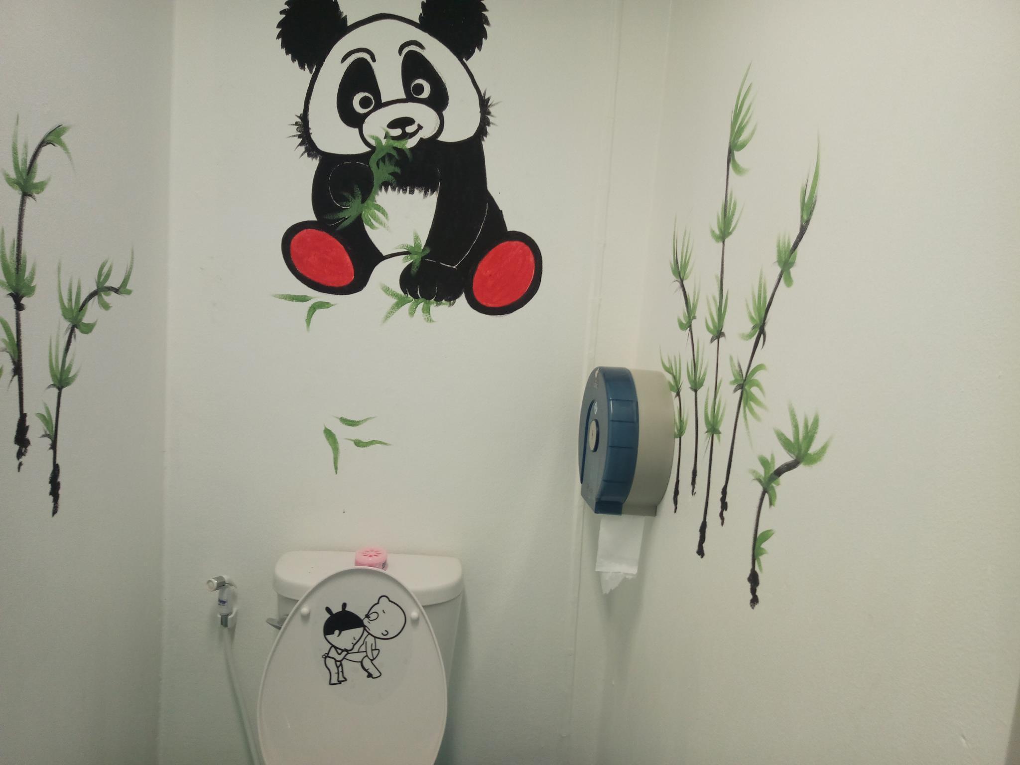 清迈熊猫青年旅馆,เชียงใหม่ แพนด้า โฮสเทล