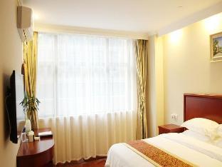 GreenTree Inn Liuan Jinzhai County Jinjiang Avenue Jinjiang New Town Shell Hotel