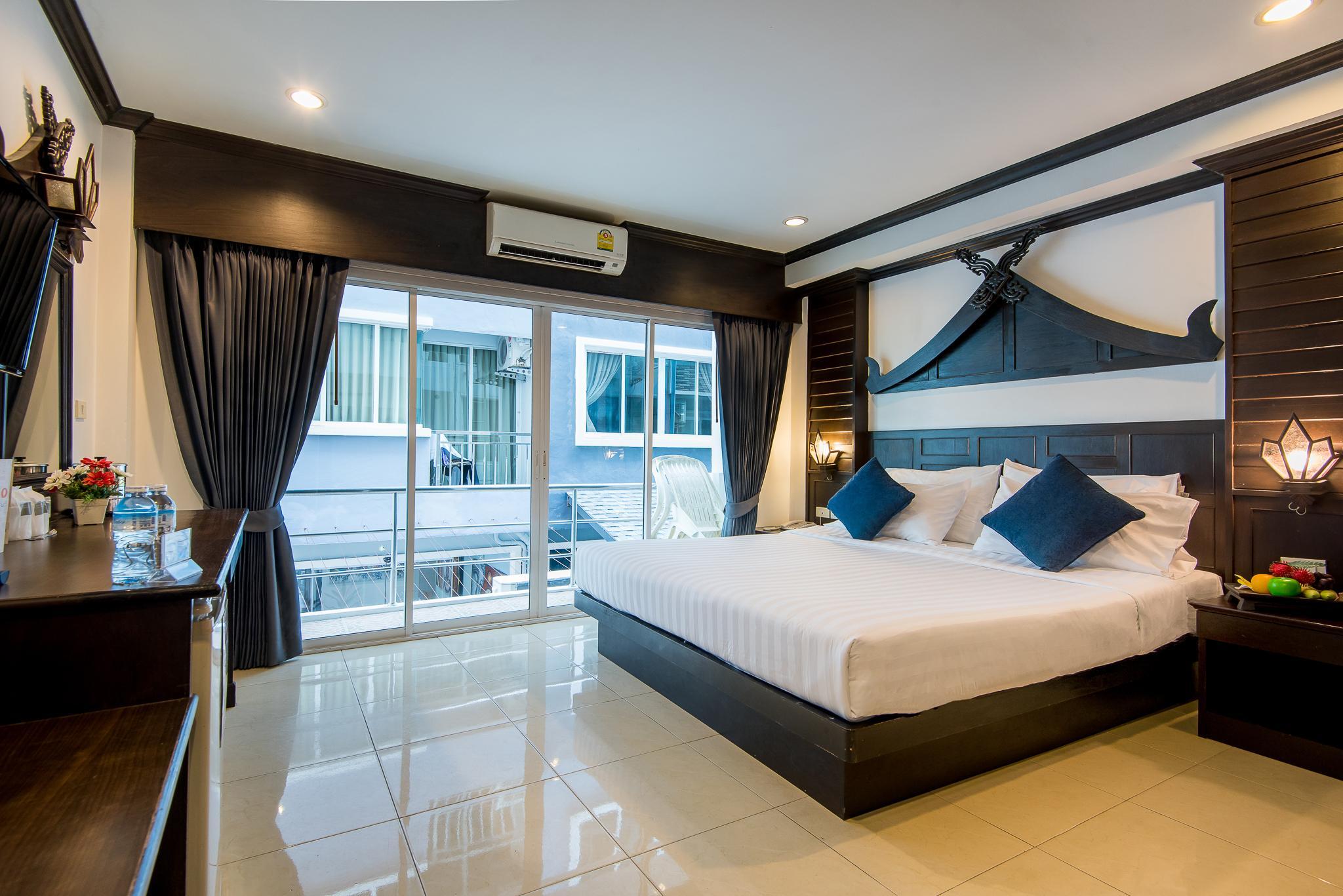 โรงแรมฮัลโล ป่าตอง