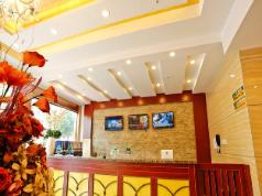 GreenTree Inn Xinyang Gushi Zhongshan Avenue Hongsu Avenue Express Hotel, Xinyang