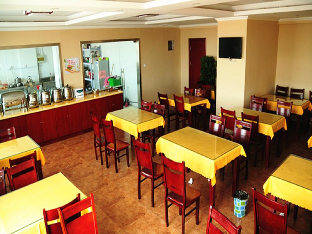 GreenTree Inn Jining Zoucheng South Yishan Road Experimental Middle School Express Hotel