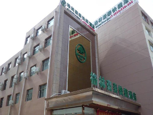 GreenTree Inn Chifeng Linxi Ronglin Homeland Express Hotel
