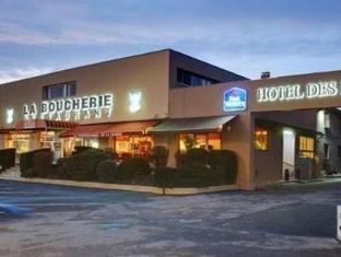 Best Western Hôtel des Barolles - Lyon Sud