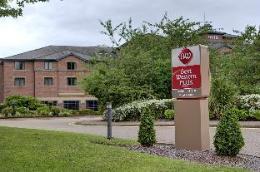 Best Western Plus Stoke on Trent City Centre Moat House