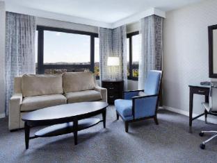 Interior Washington Hilton Hotel