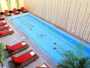 Mexico City Marriott Reforma Hotel Mexico City - Swimming Pool