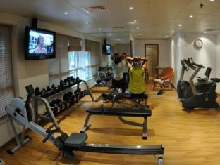 Royal Rotary Hotel Apartments Abu Dhabi - Fitness Room