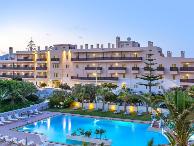 Santa Marina Beach Hotel Crete Island, Greece: Agoda.com