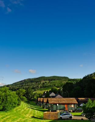 Logierait Pine Lodges