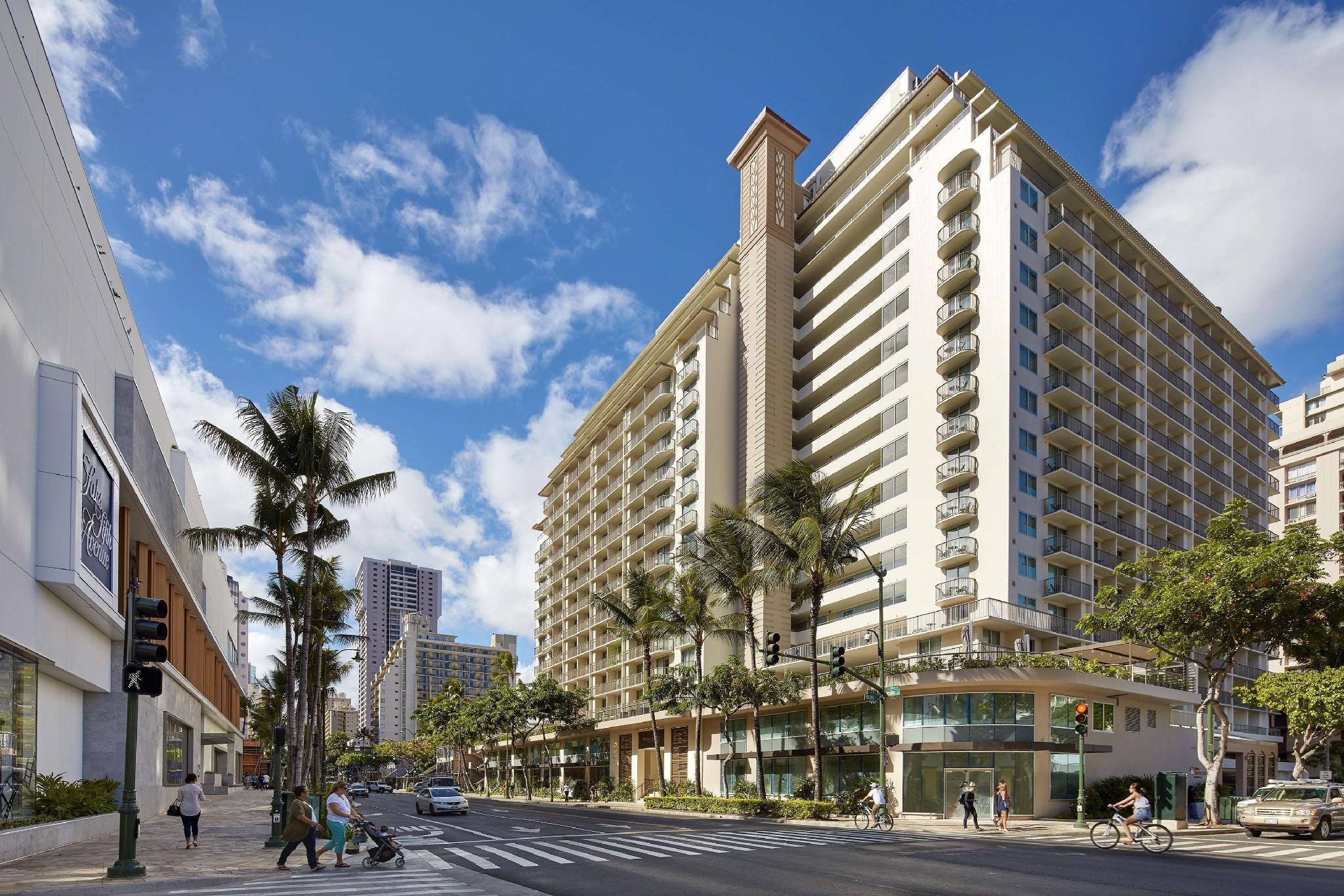 Hilton Garden Inn Waikiki Beach image