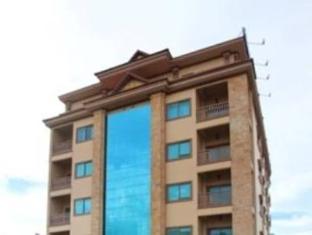 Cardamom Hotel & Apartment Phnom Penh - Hotellet udefra