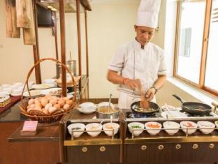 Cardamom Hotel & Apartment Phnom Penh - Restaurant